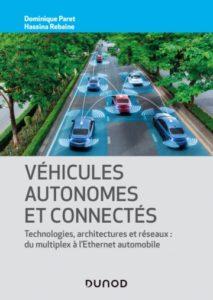 livre vehicules autonomes et connectés