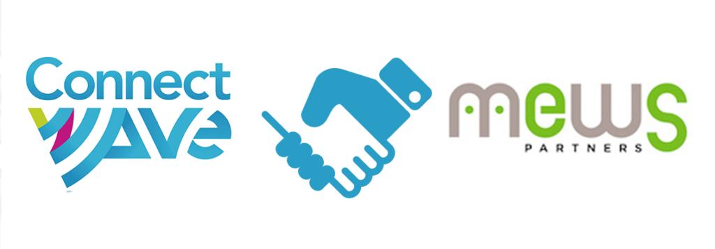 Connectwave partenaire de Mews partners