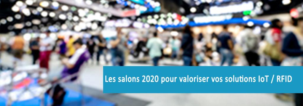 participez aux salons IoT 2020