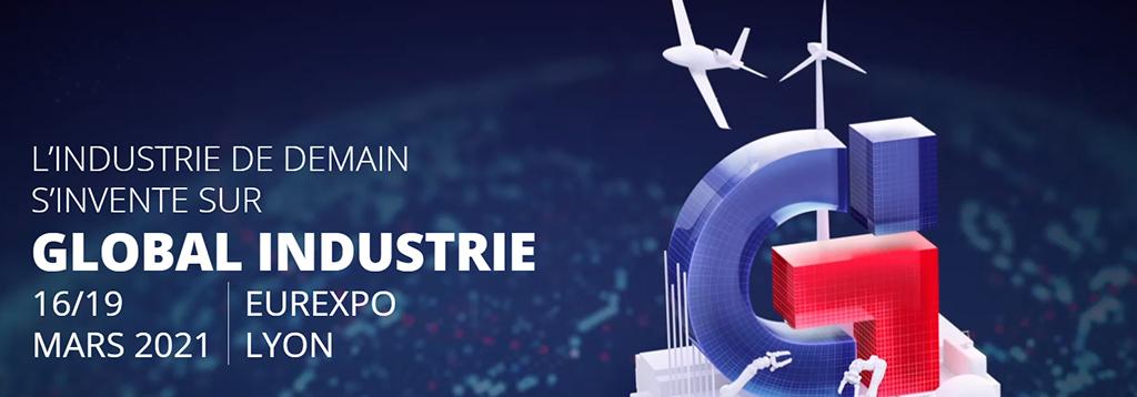 global industrie 2021 à EUREXPO Lyon