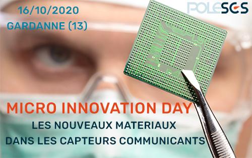 Micro Innovation Day à Gardanne