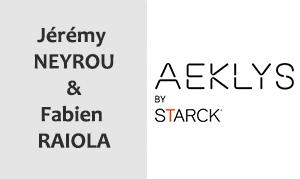 Interview Aeklys by starck