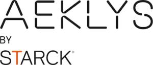 logo aeklys by starck