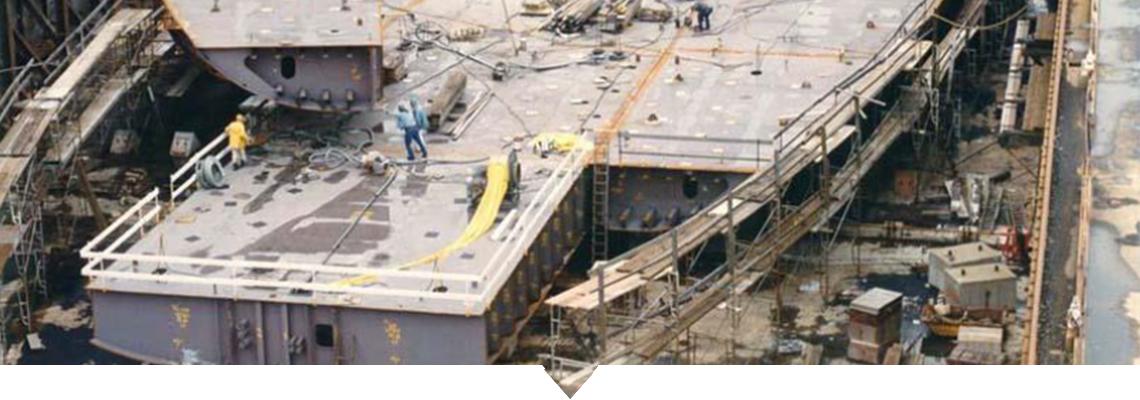 démo iot chantier naval