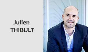 Julien Thibult, Checkpoint, adhérent Connectwave