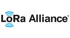 Logo LoRa Alliance, partenaire Connect+ Event