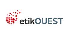 logo etik ouest, adhérent connectwave